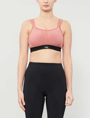 Panache Non-wired stretch-jersey sports bra