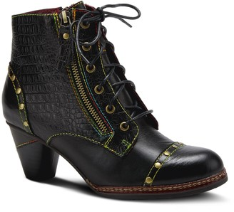 Spring Step L'Artiste by Leather Boots - Siara