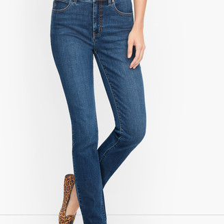 Talbots Straight Leg Jeans - Catalina Wash