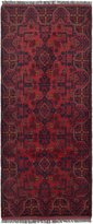 """Ecarpetgallery Hand-knotted Finest Khal Mohammadi 2'8"""" x 6'6"""" 100% Wool Traditional runner"""
