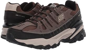 Skechers M. Fit Max (Charcoal/Gray) Men's Shoes