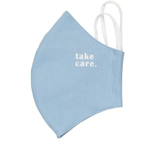 Takecare Supply Takecare Non-Medical Face Mask Blue Set Of 3