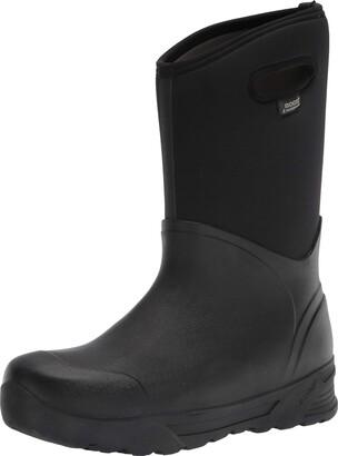 Bogs Men's Bozeman Tall Insulated Waterproof Boots Black 6