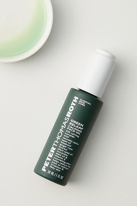 Peter Thomas Roth Green Releaf Calming Face Oil By in Green Size ALL