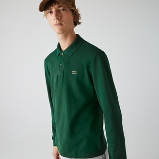 Lacoste Long-Sleeve Classic Fit L.12.12 Polo