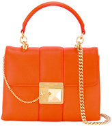 Sonia Rykiel fold-over closure tote