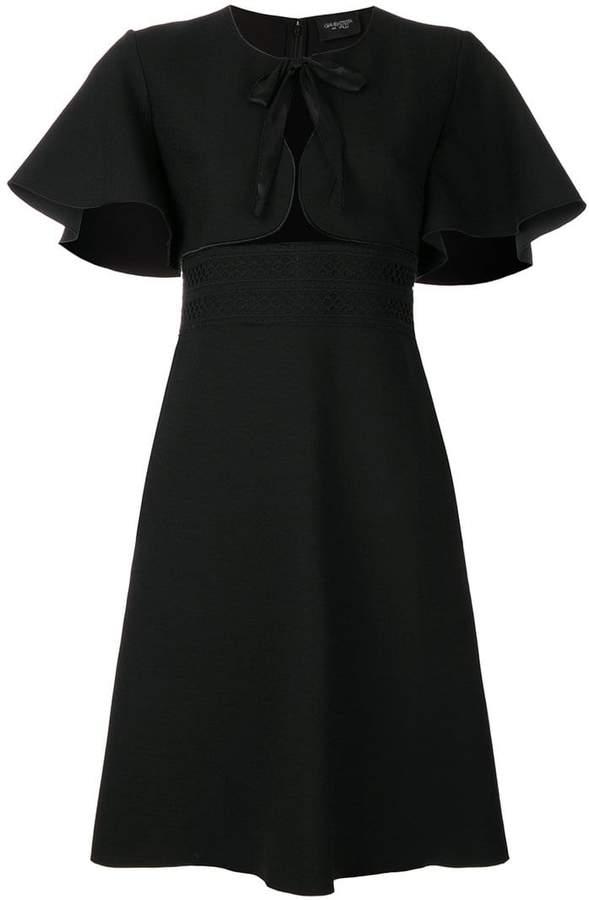 Giambattista Valli bow detail dress