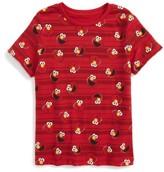 Mighty Fine Boy's Elmo Stripes T-Shirt