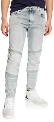 G Star Men's Motac Slim Distressed Jeans - Wess