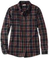 L.L. Bean Scotch Plaid Shirt, Relaxed