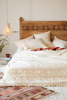 Urban Outfitters Magical Thinking Net Tassel Duvet Cover