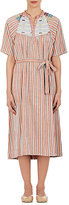 Ace&Jig Women's Bronte Cotton Belted Midi-Dress