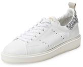 Golden Goose Deluxe Brand Glittered Low-Top Sneaker
