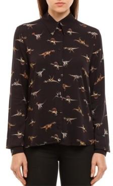 Colcci Dino Printed Shirt