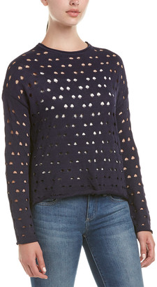 Parker Distressed Sweater