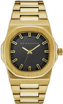 Sean John Men's Lisbon Gold-Tone Bracelet Watch 42mm