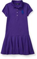 Ralph Lauren Big Pony Stretch Polo Dress
