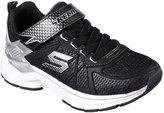 Skechers Boy's ULTRASONIX Sneakers, Black/Silver