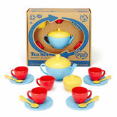 Asstd National Brand Green Toys Tea Set Blue Accessory