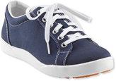 L.L. Bean Deck Lace-Up Boat Shoes