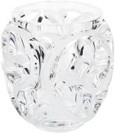 Lalique Tourbillons SS Vase - Clear