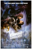 Star Wars Lucasfilm The Empire Strikes Back Movies Poster Print, 27x40 Poster Print, 27x40