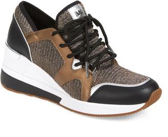 MICHAEL Michael Kors Liv Wedge Sneaker