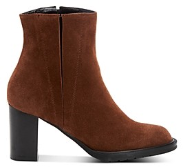 Aquatalia Women's Betsy Round-Toe Booties