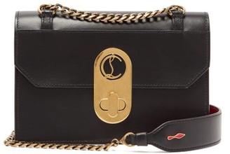 Christian Louboutin Elisa Small Leather Cross-body Bag - Black