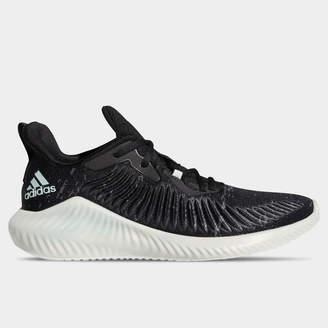 adidas Men's AlphaBounce+ Run Parley Running Shoes