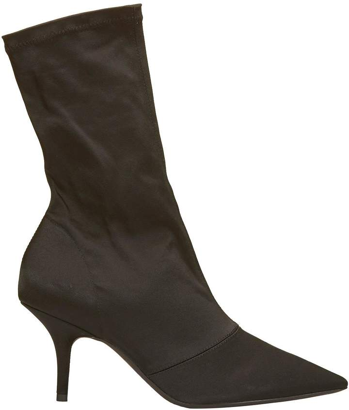 Yeezy Satin Boots