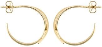Wouters & Hendrix 'Bamboo' hoop earrings