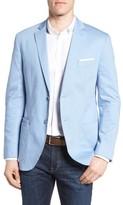 Men's Jkt New York Trim Fit Stretch Cotton Blazer