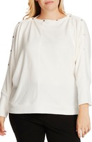 Vince Camuto Cozy Dolman Sleeve Sweater