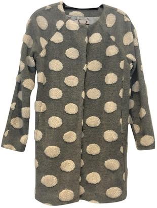 Max & Co. Grey Coat for Women