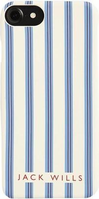 Jack Wills Flint Multi Stripe Iphone Case 6/6s/7/8