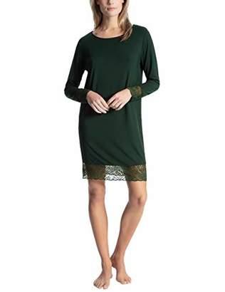 Calida Women's Cosy Glam Nightie,(Size: X-Small)