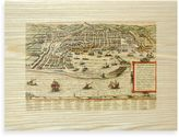 Bed Bath & Beyond Ancient Cities Harbor City Art