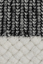 Proenza Schouler Wool, cashmere and silk-blend sweater