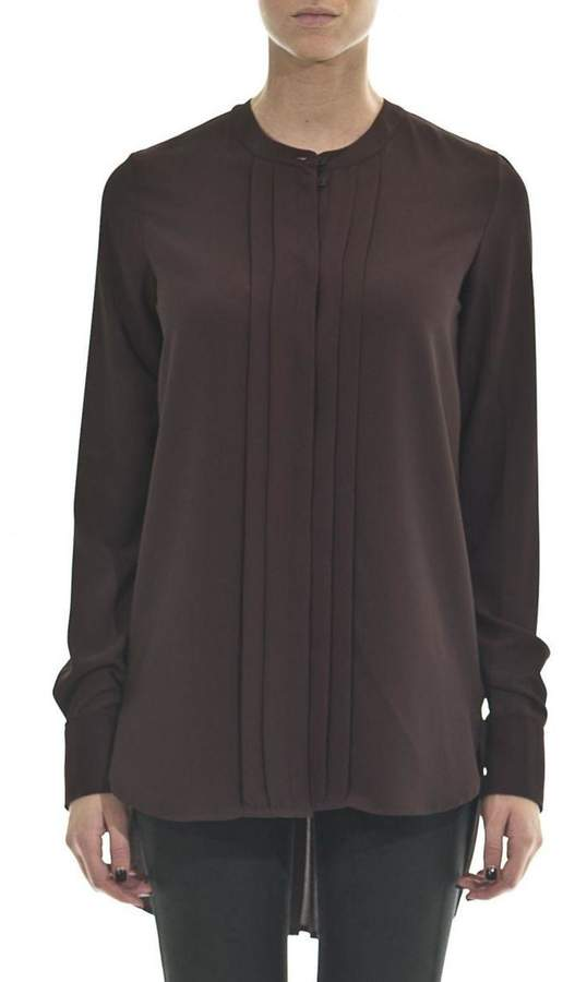 Hotel Particulier Pleated Blouse
