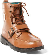 Ralph Lauren Leather Ranger Hi II Boot