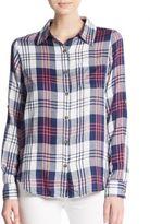 C&C California Noho Plaid Shirt