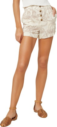 O'Neill Morris Floral Print Shorts