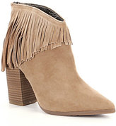 Kenneth Cole Reaction Pull Ashore Booties