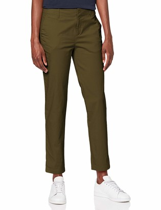Scotch & Soda Women's Regular Fit Chino Sold with A Belt Trouser