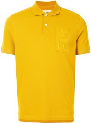 Kent & Curwen Embroidered Logo Polo Shirt