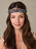 Knotted Ditsy Floral Headband