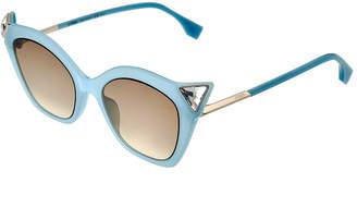 Fendi Women's Ff0357/G/S 52Mm Sunglasses