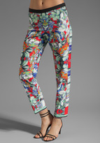 Clover Canyon Flower Tracers Suiting Pant