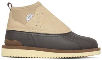 Suicoke Brown BEE-Wpab Boots